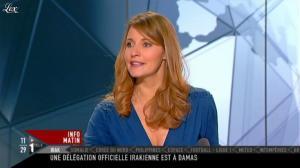 Valérie Amarou sur i-Télé - 17/12/11 - 17