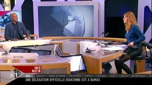 Valérie Amarou sur i-Télé - 17/12/11 - 18