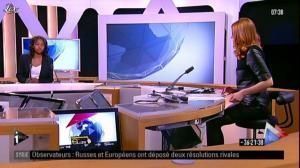 Valérie Amarou sur i-Télé - 21/04/12 - 03