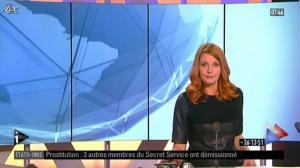 Valérie Amarou sur i-Télé - 21/04/12 - 06