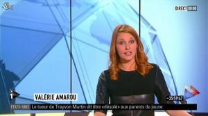 Valérie Amarou sur i-Télé - 21/04/12 - 08