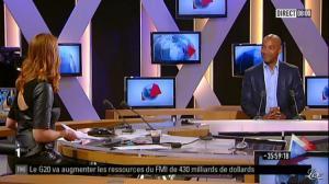 Valérie Amarou sur i-Télé - 21/04/12 - 10