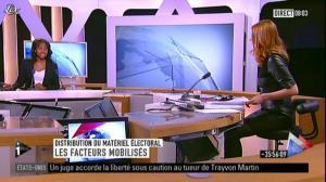 Valérie Amarou sur i-Télé - 21/04/12 - 11
