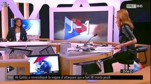 Valérie Amarou sur i-Télé - 21/04/12 - 12