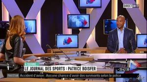 Valérie Amarou sur i-Télé - 21/04/12 - 13