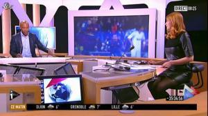 Valérie Amarou sur i-Télé - 21/04/12 - 14
