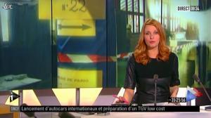 Valérie Amarou sur i-Télé - 21/04/12 - 16