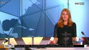 Valérie Amarou sur i-Télé - 21/04/12 - 18