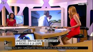 Valérie Amarou sur i-Télé - 26/05/12 - 01