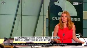 Valérie Amarou sur i-Télé - 26/05/12 - 02
