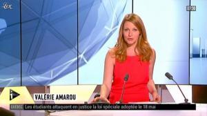 Valérie Amarou sur i-Télé - 26/05/12 - 07