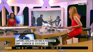 Valérie Amarou sur i-Télé - 26/05/12 - 08