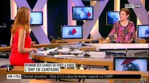Valérie Amarou sur i-Télé - 26/05/12 - 12