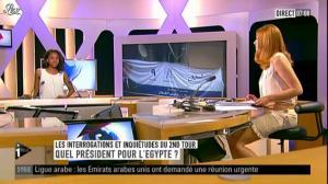 Valérie Amarou sur i-Télé - 27/05/12 - 04