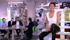 Alessandra Sublet dans C à Vous - 28/06/13 - 04