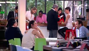 Alessandra Sublet dans C à Vous - 28/06/13 - 08