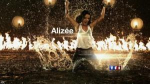 Alizée dans Danse Avec les Stars - 27/09/13 - 04