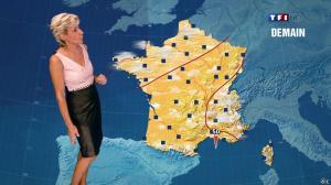 Evelyne Dhéliat à la Météo de 20h - 14/10/13 - 02