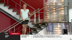 France Pierron dans Menu Sport - 30/07/13 - 01