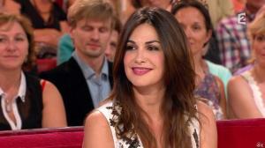 Héléna Noguerra dans Vivement Dimanche - 29/09/13 - 18