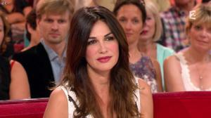 Héléna Noguerra dans Vivement Dimanche - 29/09/13 - 24