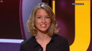 Isabelle Ithurburu dans la Seance Rugby - 02/10/13 - 02