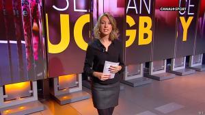 Isabelle Ithurburu dans la Seance Rugby - 02/10/13 - 03