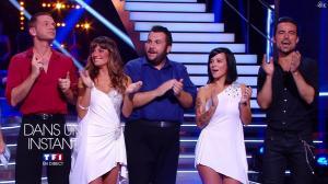 Laetitia Milot et Alizée dans Danse Avec les Stars - 05/10/13 - 04