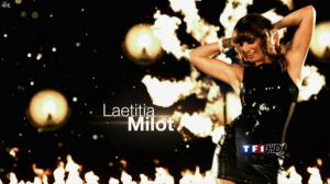 Laetitia Milot dans Danse Avec les Stars - 27/09/13 - 03