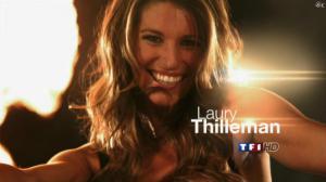 Laury Thilleman dans Danse Avec les Stars - 27/09/13 - 05