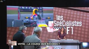 Margot Laffite dans les Specialistes F1 - 09/10/13 - 02