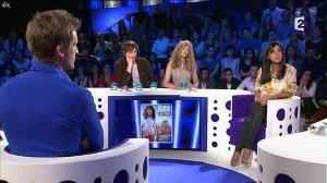 Reem Kherici dans On n'est pas Couché - 29/06/13 - 05