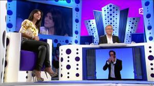 Reem Kherici dans On n'est pas Couché - 29/06/13 - 09