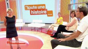 Sophie Davant dans Bande Annonce de Toute une Histoire - 16/10/13 - 01