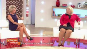 Sophie Davant dans Toute une Histoire - 07/10/13 - 03