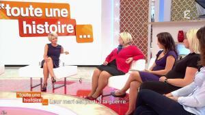 Sophie Davant dans Toute une Histoire - 07/10/13 - 05