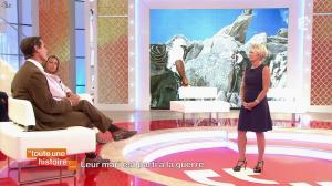 Sophie Davant dans Toute une Histoire - 07/10/13 - 07