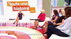 Sophie Davant dans Toute une Histoire - 07/10/13 - 08
