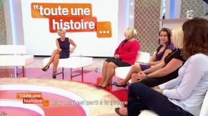 Sophie Davant dans Toute une Histoire - 07/10/13 - 10