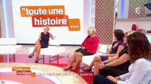 Sophie Davant dans Toute une Histoire - 07/10/13 - 11