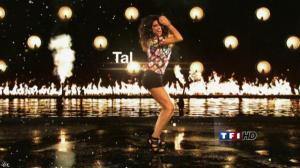 Tal dans Danse Avec les Stars - 27/09/13 - 08