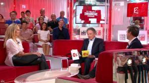 Adriana Karembeu dans Vivement Dimanche Prochain - 14/09/14 - 06