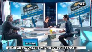 Apolline De Malherbe dans la Matinale - 01/03/13 - 01