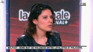 Apolline De Malherbe dans la Matinale - 08/01/13 - 02