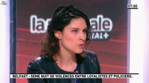 Apolline De Malherbe dans la Matinale - 08/01/13 - 03