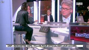 Apolline De Malherbe dans la Matinale - 08/01/13 - 04