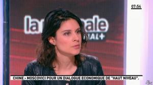 Apolline De Malherbe dans la Matinale - 08/01/13 - 05