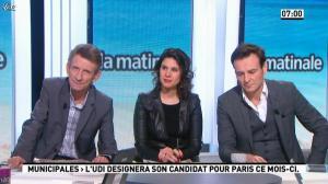 Apolline De Malherbe dans la Matinale - 13/02/13 - 02