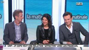 Apolline De Malherbe dans la Matinale - 13/02/13 - 03