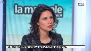 Apolline De Malherbe dans la Matinale - 13/02/13 - 08